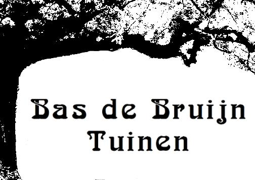 Logo Bas de Bruijn Tuinen