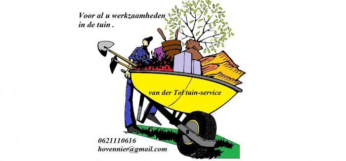 Logo Van der Tol Tuin-Service