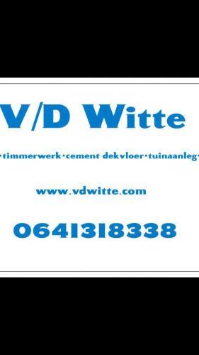 Logo V/D Witte