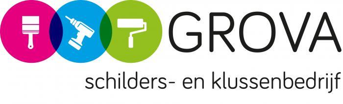 Logo Grova schilders en klussenbedrijf