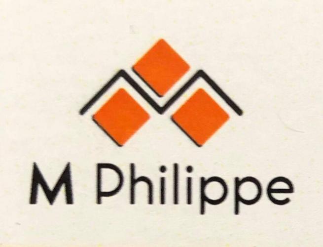 Logo M Philippe Tegelzetters