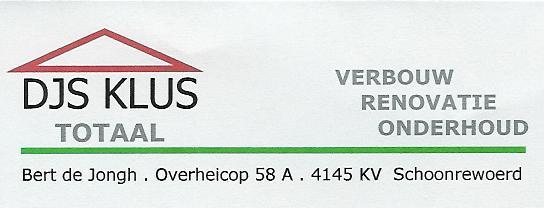 Logo Djs Klus Totaal