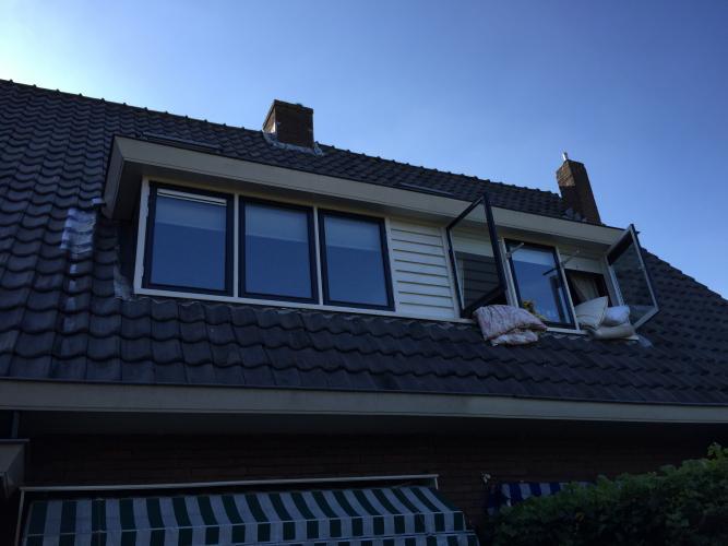 Schilder gezocht utrecht 4 dakkapellen schilderen for Schilder en behanger gezocht