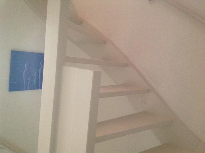 Klusbedrijf gezocht: Ter Apel, Open trap, vaste trap, dicht maken