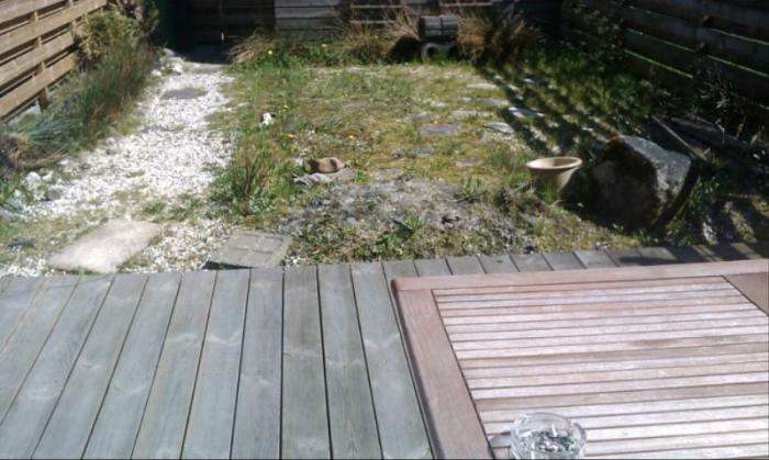 Tuinman gezocht assen tuin leeghalen en bestraten alles for Klein tuin uitleg