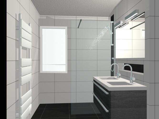 badkamerinstallateur gezocht: midwolda, badkamer verbouwen, Badkamer