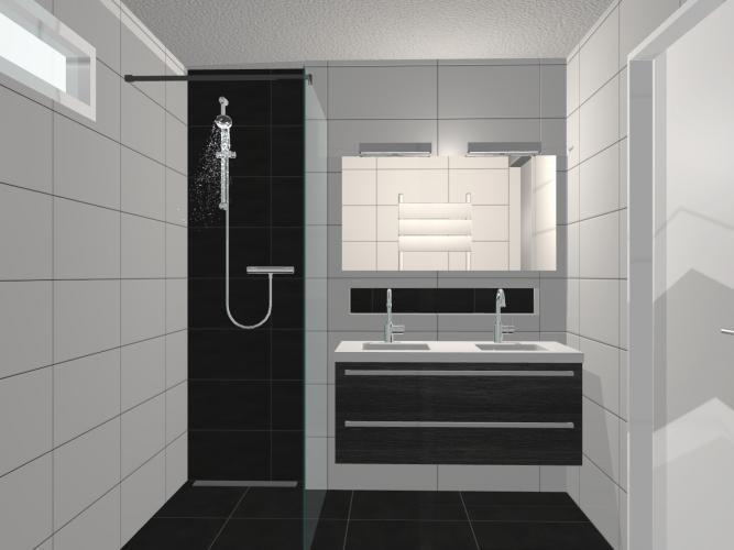 Badkamerinstallateur gezocht midwolda badkamer verbouwen - Badkamer betegeld ...