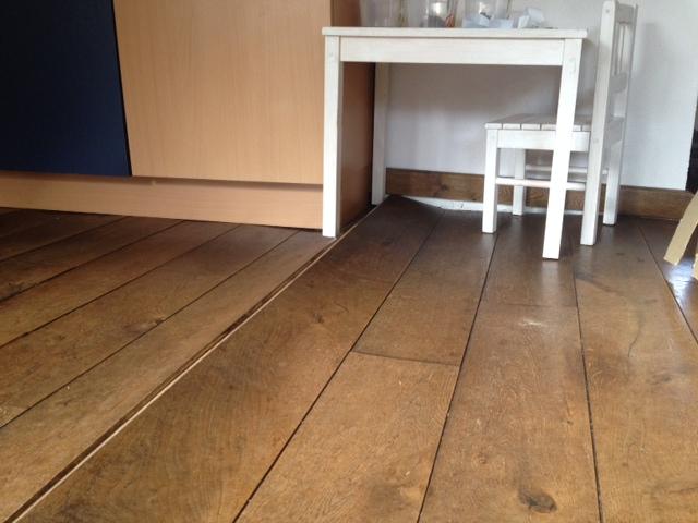 Houten Vloer Waxen : Vloerlegger gezocht hilversum offerte waterschade eiken houten vloer
