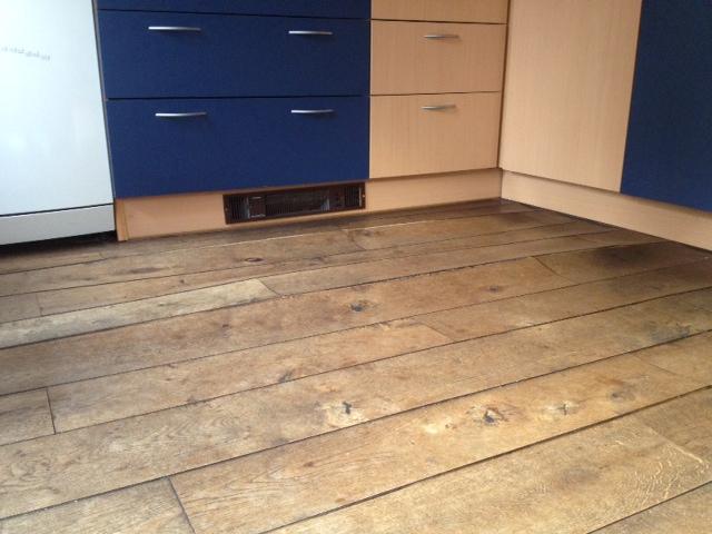 Vloerlegger gezocht hilversum offerte waterschade eiken houten vloer