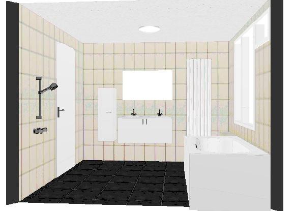 Badkamerinstallateur gezocht: breda komplete badkamer renovatie 2